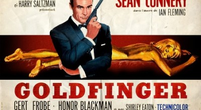 Goldfinger themed party Luxembourg